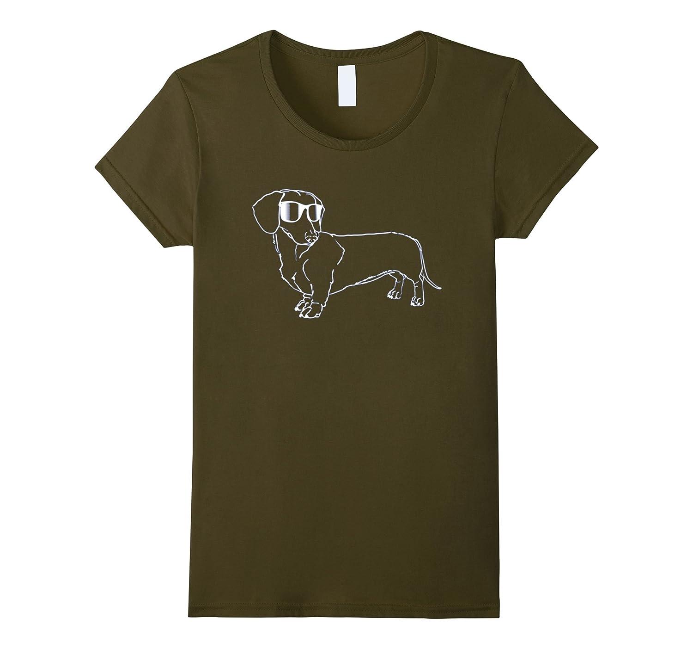Cool Dachshund T-Shirt Dachshund Lover Gifts