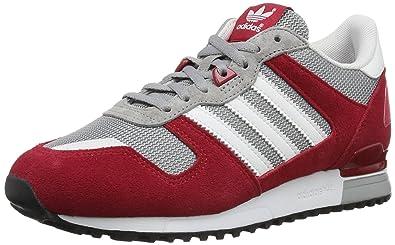 Adidas Originals Zx 700 700 700 W 8 D65878, Damen Sneaker, Rot (ROT BEAUTY a33d50