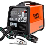 ROSSI 155A MIG MAG Gas/Gasless Inverter Welding Machine