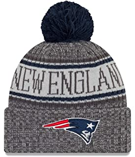 71d0b2db37a New England Patriots New Era 2015 NFL Sideline On Field Sport Knit ...