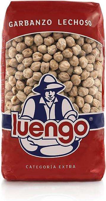 Luengo Garbanzo Blanco Lechoso, 1kg