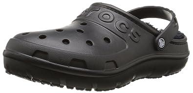 a5735945e Crocs Unisex Hilo Lined Clog Mule