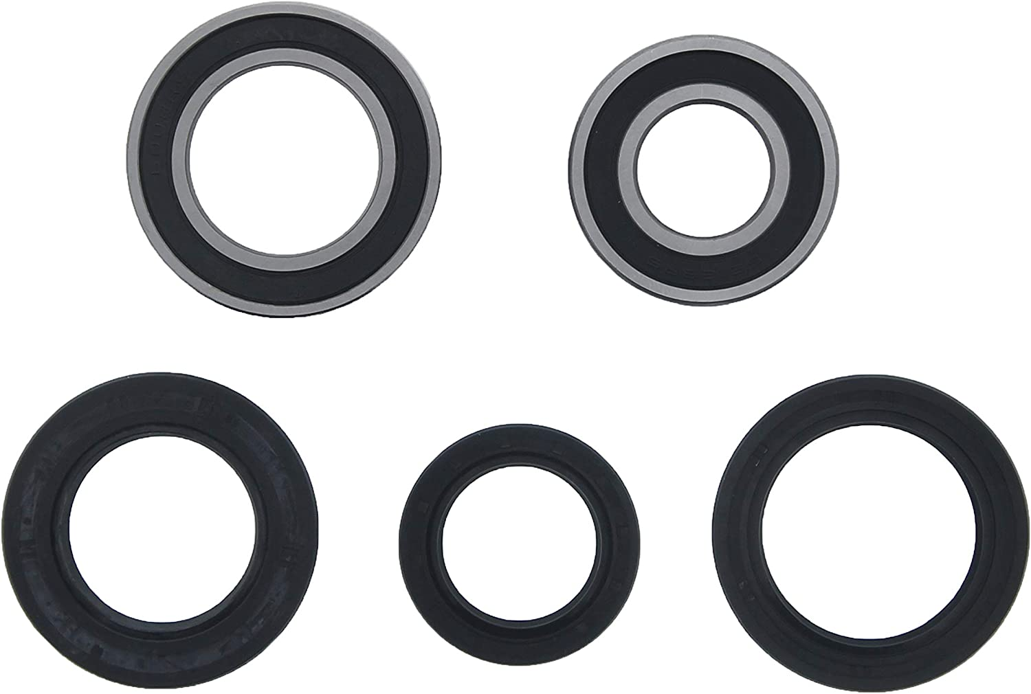 US Stock,Fast Shipping,ROADFAR Rear Wheel Axle Replacement Fits for 1992-2000 Yamaha Timberwolf 250