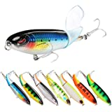 SeaKnight Whopper Plopper 1PC 13g 90mm/39g 130mm Topwater Fishing Lure Floating Lure Big Hard Bait VMC Hooks Carp Bass Fishing Lure …