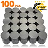 X-bet MAGNET TM 100 pcs Ceramic Magnets - Tiny 18