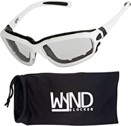 e5ae6001122 WYND Blocker Motorcycle Riding Glasses Extreme Sports Wrap Sunglasses