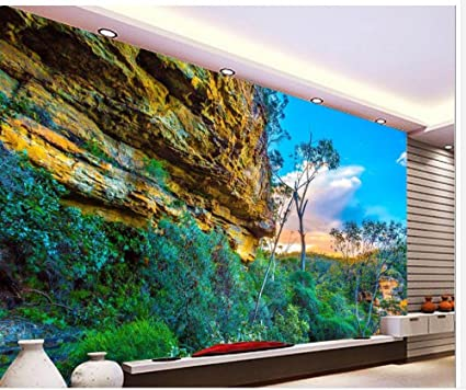 Wapel 3D Wall Murals Home Decoration Singular Landscape Backdrop Modern Living Room Wallpapers Mural Paintings