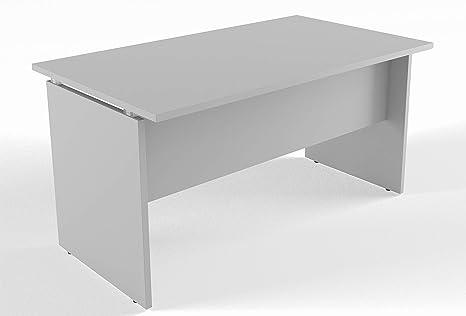 One living scrivania da ufficio panel desk tavolo porta pc x