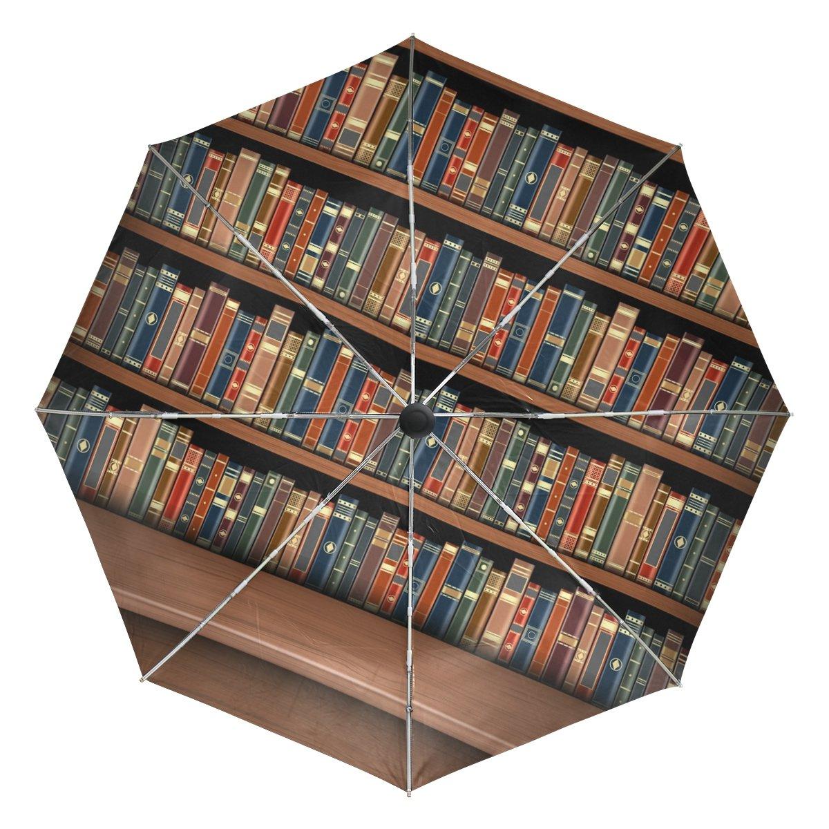 2c4e6e41d53b cheap Anti-UV Windproof Bookshelf Compact 3 Folds Auto Open Close ...