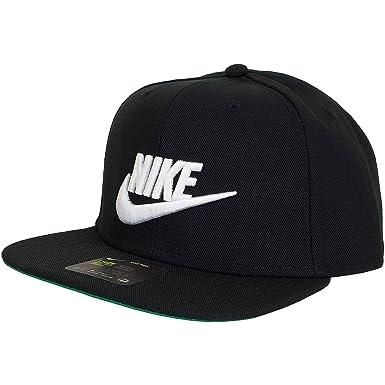 Nike Futura Pro - Gorra Negro Talla única: Amazon.es: Ropa y ...
