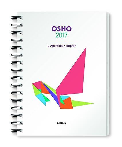 Ediciones Granica Osho Origami Anillada - Agenda 2017 ...