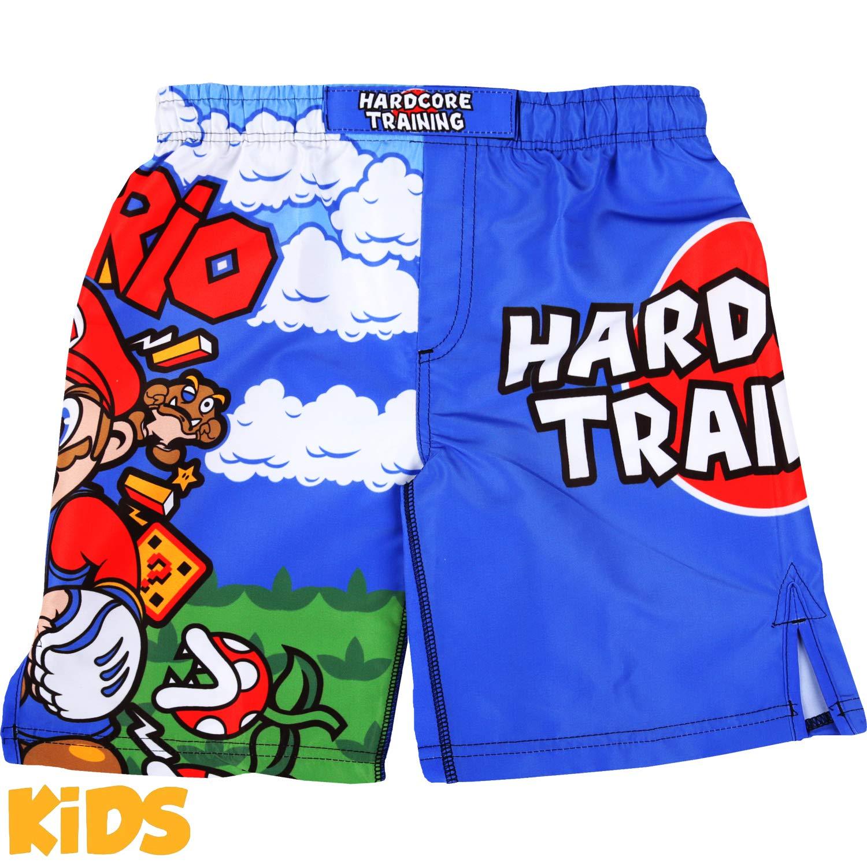 Hardcore Training Kids Shorts MMArio by Hardcore Training