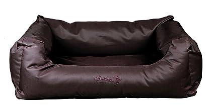 Trixie Samoa cielo perro cama, 100 x 80 cm, color marrón