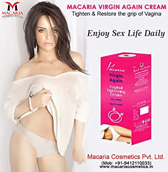 Macaria Instant Pussy Tightening Cream