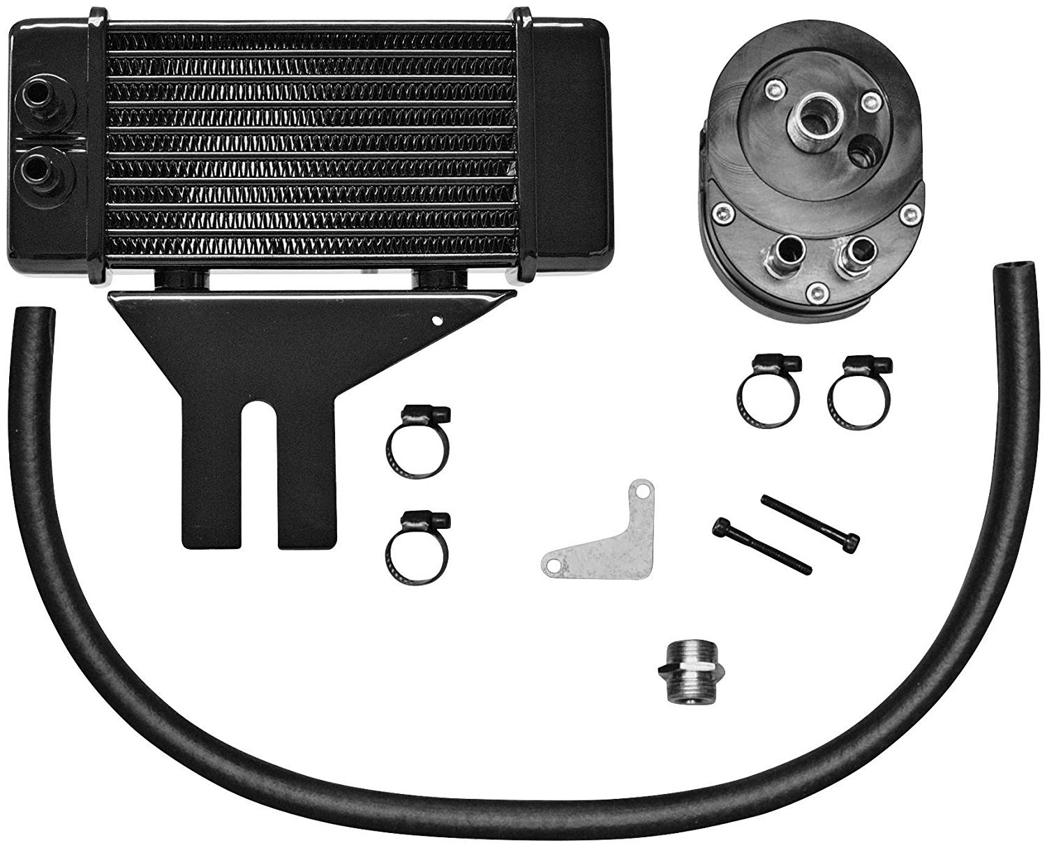 1. Jagg Oil Coolers Horizontal Black 750-2500