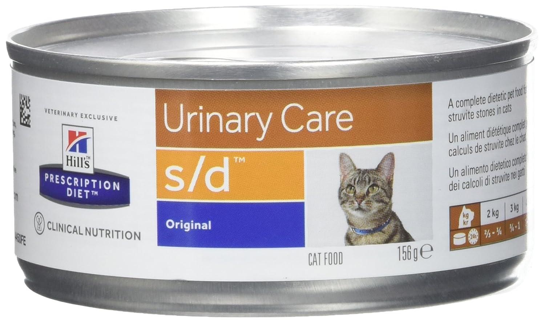 Hill S Prescription Diet Feline S/D Comida disolución de ...