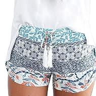 DaySeventh Women Sexy Hot Pants Summer Casual High Waist Beach Shorts Black