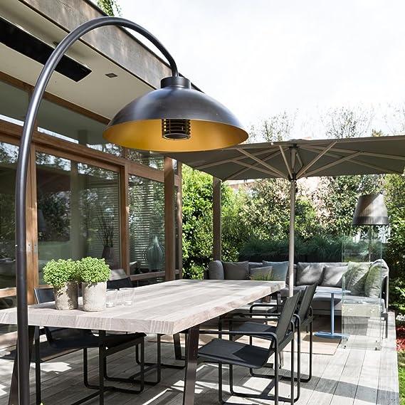 parasol chauffant heatsail