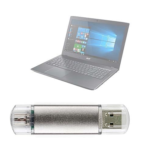 duragadget chiavetta usb  DURAGADGET Chiavetta Pen Drive USB 2.0 / MicroUSB di 16 GB: Amazon ...