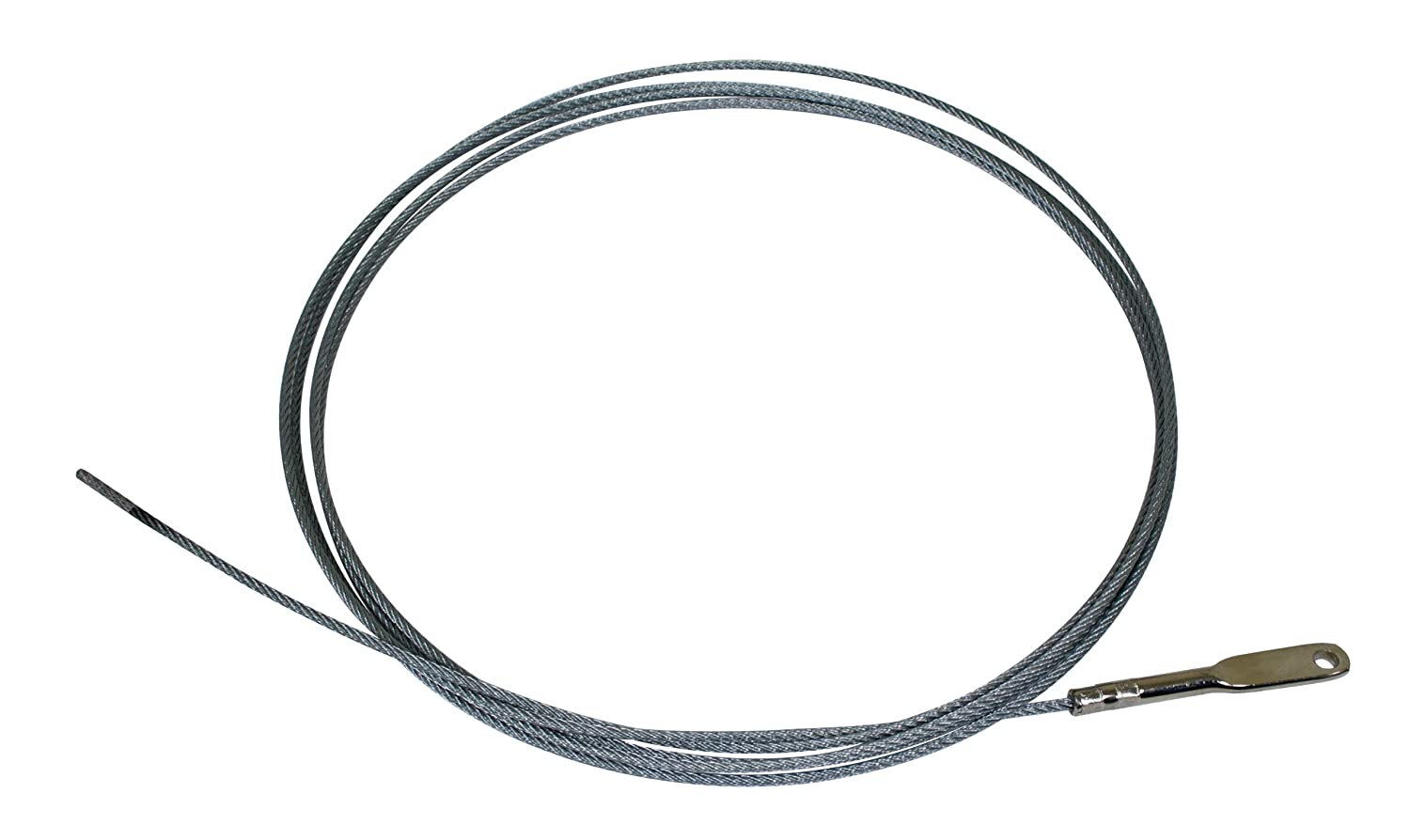 EMPI 4860-7 Universal 9 Ft Heavy Duty Throttle Cable - VW Dune Buggy Bug Ghia Thing Trike Bus Baja ** NOT STOCK **