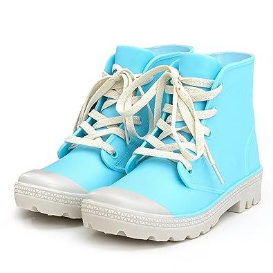 Y&JAXIE Ms. Regenstiefel / Regenstiefel / Schuhe / niedrig, um Wasserschuhe / große Gummischuhe zu helfen , 3 , 37