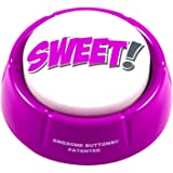 SWEET button - Astounding Audio Excitement at Your Fingertips