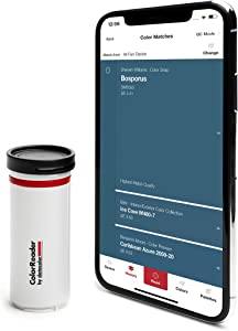 Datacolor ColorReader – Identify Paint Color Instantly - Color Matching Tool - Designed For DIY, Painters, Designers and Facility Managers
