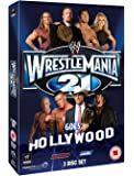 Wwe - Wrestlemania 21 (3 Dvd) [Edizione: Regno Unito] [Import anglais]
