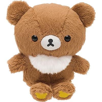 San-x Rilakkuma Plush Doll (Chairoikuguma): Toys & Games
