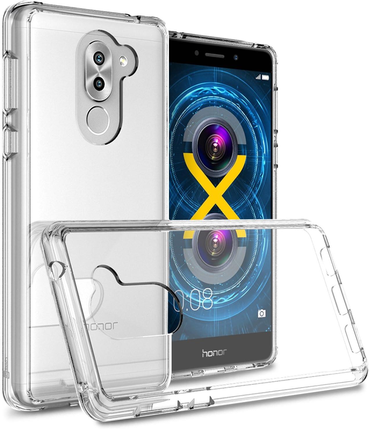 Honor 6X Case, Huawei Mate 9 Lite Case, CoverON® [ClearGuard ...