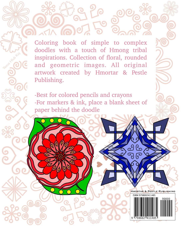 Hmong Printable Animal Flashcards & Coloring Sheets 6 Sets | Etsy | 1360x1088