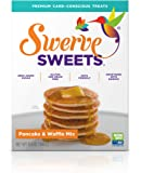 Swerve Sweets, Pancake and Waffle Mix, 10.6 ounces