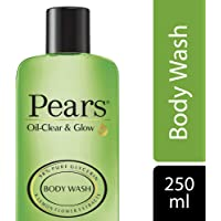 Pears Oil Clear and Glow Body Wash, 250 ml