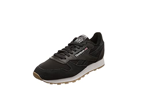 fe71427e23f Reebok Men s Classic Leather Estl Trainers  Amazon.co.uk  Shoes   Bags