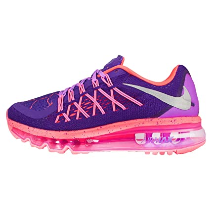 huge discount 72243 c739a Image Unavailable. Image not available for. Color  Nike Kid s Air Max 2015  ...