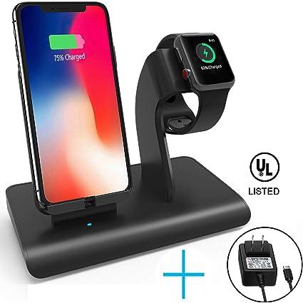 Amazon.com: Soporte de carga compatible con iPhone Apple ...