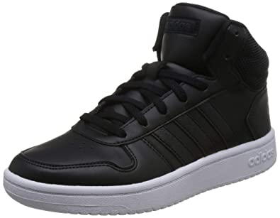 adidas Women s Hoops 2.0 Mid Basketball Shoes  Amazon.co.uk  Shoes ... 555a41634