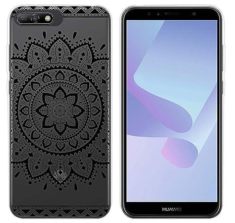 Yayago - Carcasa para Huawei Y6 2018 - Carcasa de Silicona ...