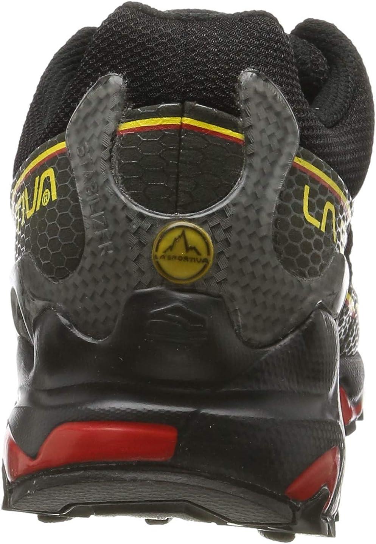 Stivali da Escursionismo Unisex Adulto LA SPORTIVA Ultra Raptor GTX Black//Yellow