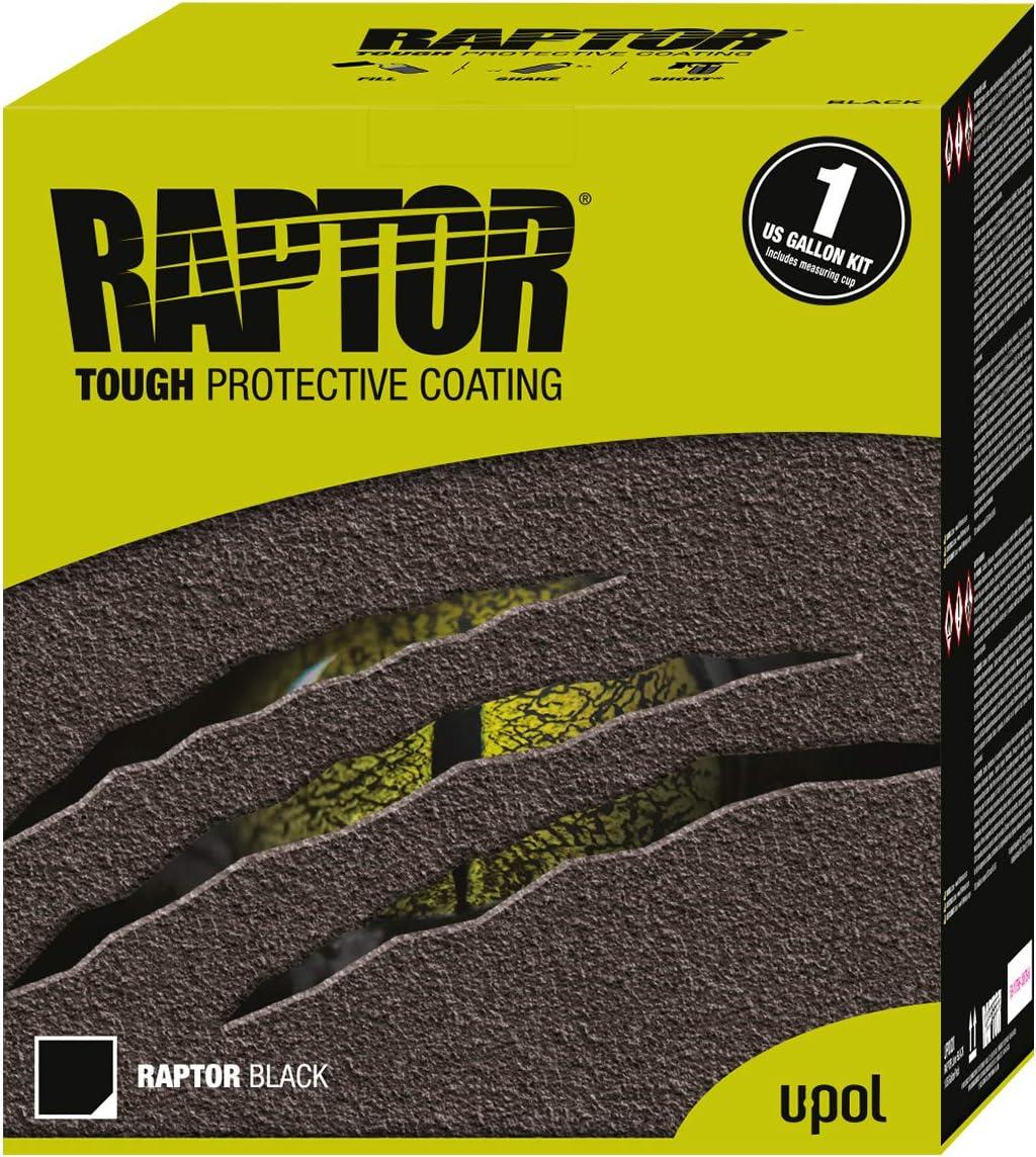 U-pol products Raptor truck bed liner