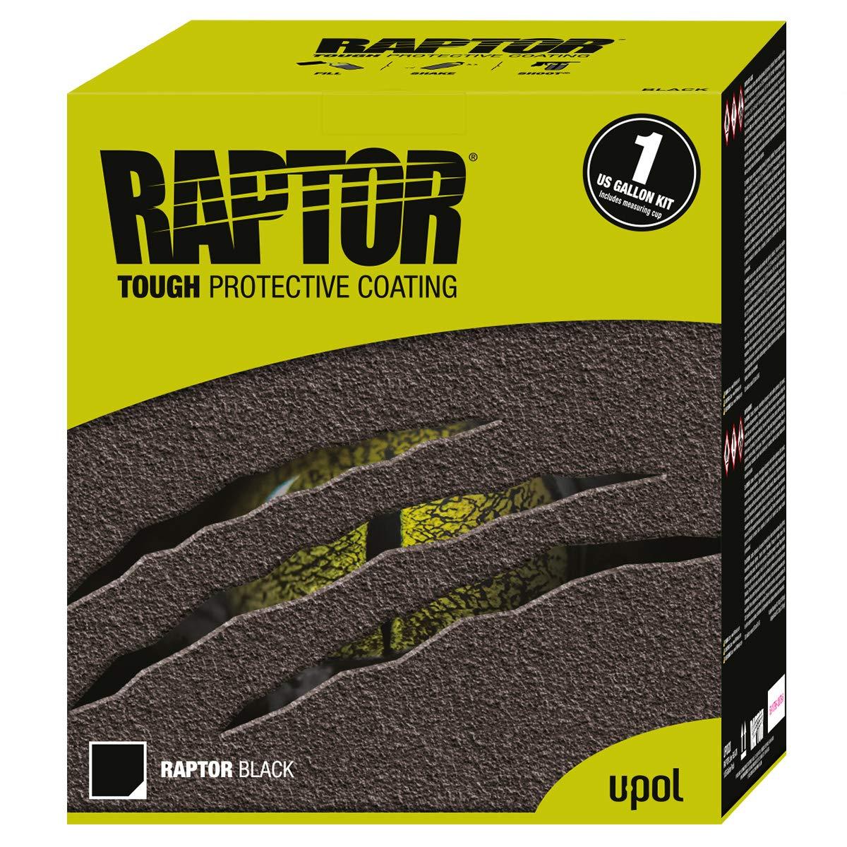U-Pol Products RAPTOR Black Truck Bed Liner Kit