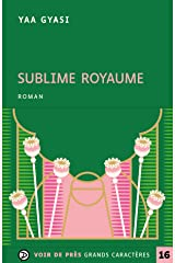 SUBLIME ROYAUME (French Edition) Paperback