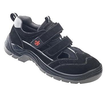 Baak 8424 - Zapatos de seguridad sandalias de seguridad s1p henry industrial bgr 191 talla 45