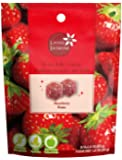 Little Jasmine Vegan, All-Natural Fruit Jelly Candy (THREE 1.8 Oz bags- Variety Pack: 1 Strawberry, 1 Cranberry & Blueberry, 1 Lime) Preservatives-Free, Non-Gelatin