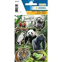 Herma 3711 Çocuk Etiketleri, Jungle