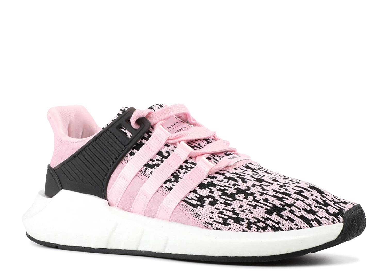 Adidas EQT Support 93/17, Zapatillas de Deporte para Hombre 44 2/3 EU|Rosa (Rosmar / Rosmar / Ftwbla)