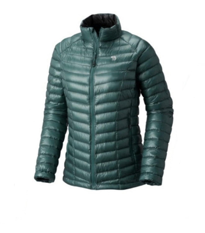 Mountain Hardwear OUTERWEAR レディース B07D919XB2  Blue Heron Small