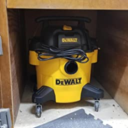 Amazon Com Customer Reviews Dewalt Dxv06p 6 Gallon Poly Wet Dry Vac Yellow