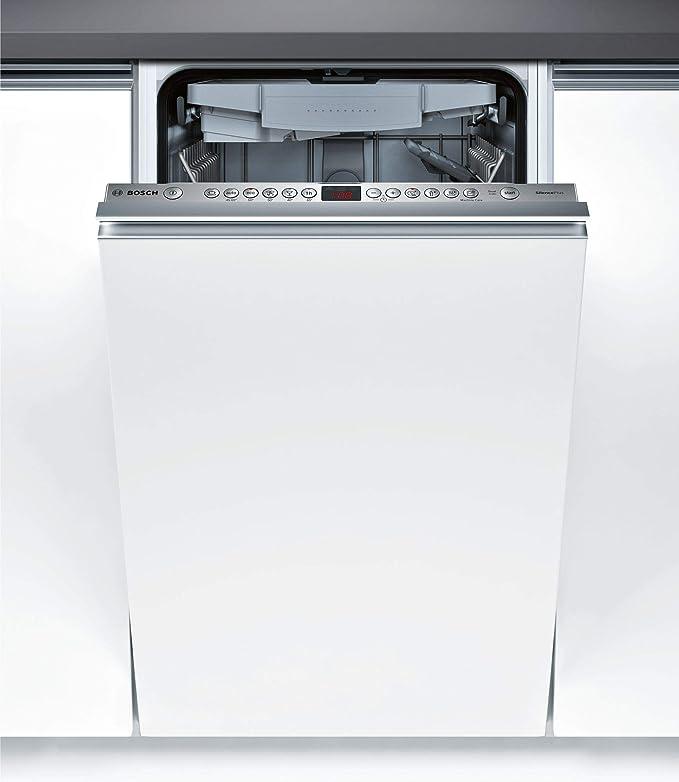 Bosch Serie 4 SPV46FX00E lavavajilla Totalmente integrado 10 ...