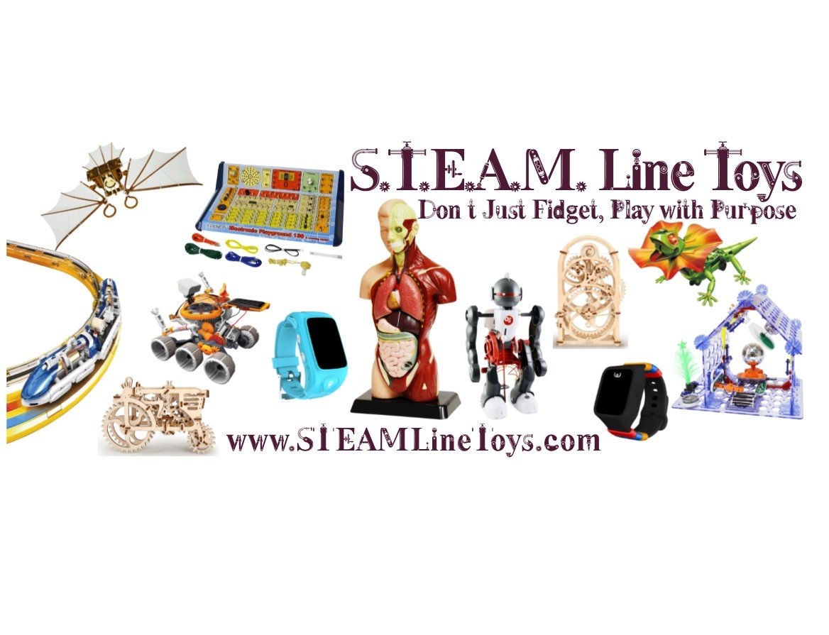 Steam Line Toys Elenco Snap Circuits 3d Meg Kit Amazoncom Motion Electronics Discovery 160 Projects New Games